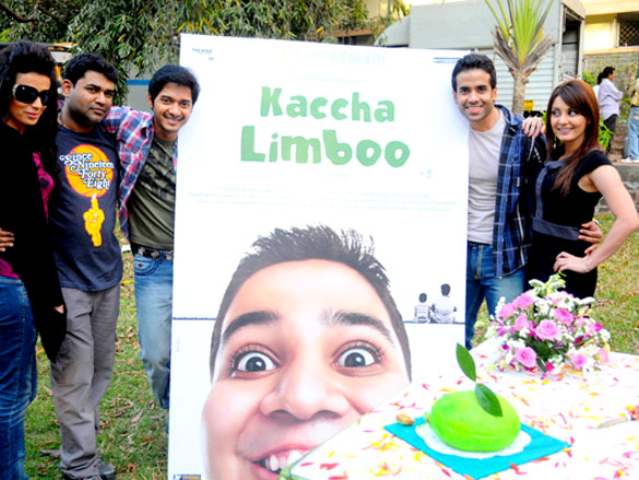 On The Sets Of Kaccha Limboo