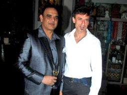 Photo Of Vivek Kumar,Rahul Dev From The Rajeshwari and Claudia at Vivek and Parvez's bash