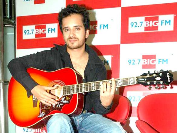 Raghav Sachar at 92.7 BIG FM