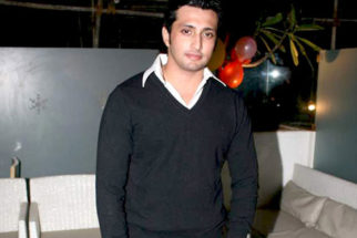 Photo Of Yash Pandit From The Shama Sikander at TV actor Parull Chaudhry's birthday bash