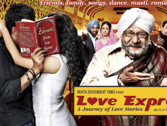 First Look Of The Movie Love Express
