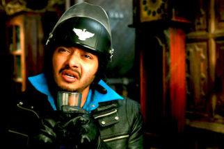 Movie Still From The Film Teen Thay Bhai,Shreyas Talpade
