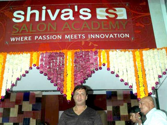 Madhur Bhandarkar launches Shiva's Salon Academy
