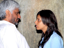 On The Sets Of The Film Haunted - 3D Featuring Mahakshay Chakraborty,Twinkle Bajpai,Achint Kaur,Arif Zakaria