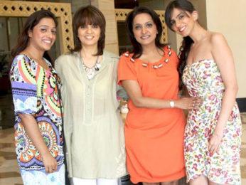 Photo Of Avni Jasraj,Neeta Lulla,Durga Jasraj,Nishka Lulla From The Neeta and Nishka Lulla celebrate Mother's Day