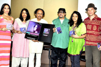 Photo Of Sofia Hayat,Kavita Krishnamurthy,Dr L Subramaniam,Louis Banks,Bindu Subramaniam,Luke Kenny From The Louis Banks releases Bindu Subramaniam's album 'Surrender'