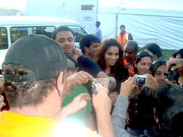 On The Sets Of Players