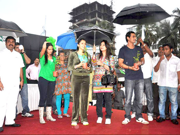 Asif Bhamla's 'World Environment Day' awareness program