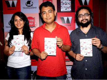 Photo Of Bumpy From The 'Chocolate Guitar Momos' book launch