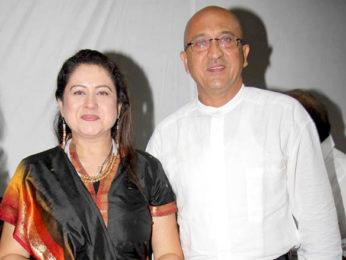 Photo Of Tej Sapru From The Suniel Shetty and Jackie Shroff grace Dr Tiwari's birthday bash