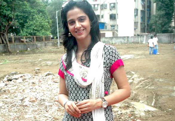 Photo Of Dimple Ghosh From The TV actress Dimple Ghosh opens calls centre for handicapped children