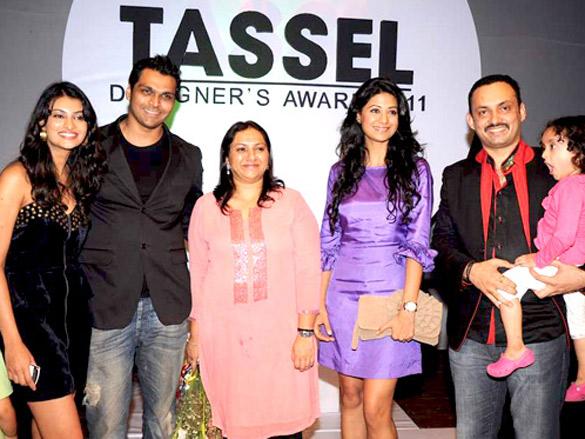 Sayali Bhagat at TASSEL fashion show
