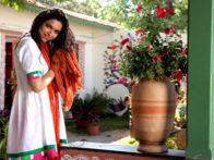 Movie Still From The Film Aarakshan,Deepika Padukone