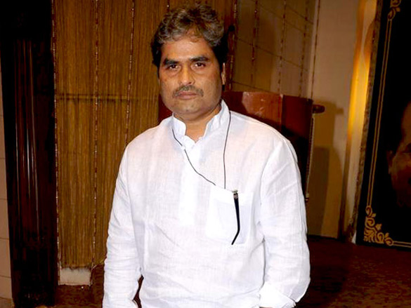 Gulzar, Vishal Bhardwaj and Suresh Wadkar at 'Barse Barse' album launch