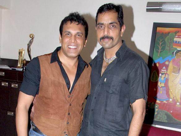 Vishwajeet Pradhan's birthday bash