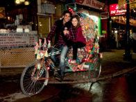 Movie Still From The Film Speedy Singhs,Vinay Virmani,Camilla Belle