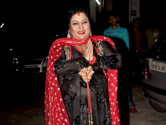 Shahid, Anushka, Jacqueline and Tanushree at Telly Chakkar's Talent Awards