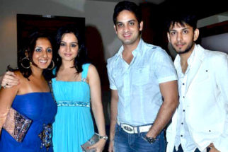 Photo Of Munisha Khatwani,Vikas Kalantri From The Lucky Morani and Munisha Khatwani's birthday bash