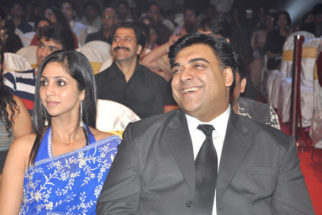 Photo Of Gautami Kapoor,Ram Kapoor From The 11th Indian Television Academy Awards 2011