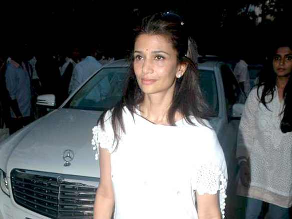 Bollywood celebs at Surinder Kapoor's prayer meet
