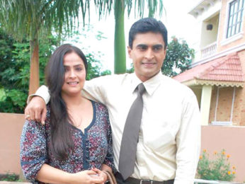 Photo Of Ektaa Behl,Mohnish Bahl From The Sony TV's music video launch for the show 'Kuch Toh Log Kahenge'