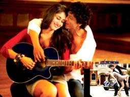 Movie Still From The Film Ra.One,Kareena Kapoor,Shahrukh Khan