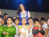Photo Of Nargis From The Rajneesh Duggall and Nargis at 'Garodia International School Annual Day'