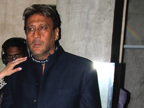 Jackie Shroff and other celebs at the launch of 'The Big Nasty'