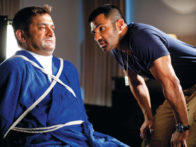 Movie Still From The Film Loot,Mahesh Manjrekar,Suniel Shetty
