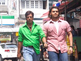 Movie Still From The Film Loot,Jaaved Jaaferi,Mahaakshay Chakraborty