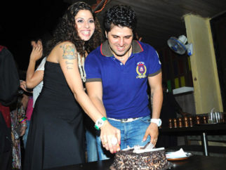 Photo Of Tanaz Irani,Bakhtiyaar Irani From The Tannaz Irani's surprise birthday party for Bakhtiyaar Irani