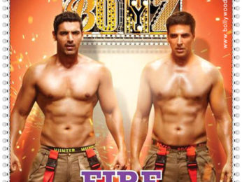 First Look Of The Movie Desi Boyz