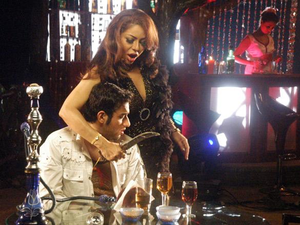 Movie Still From The Film Faraar,Kanan Malhotra,Laila Khan