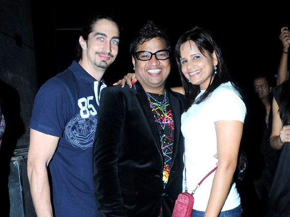 Photo Of Adam Bedi,Shakir Shaikh,Nisha Harale From The Shakir Shaikh's birthday and New Year bash