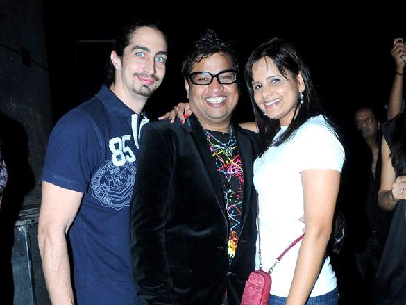 Photo Of Adam Bedi,Shakir Shaikh,Nisha Harale From The Shakir Shaikh's birthday and New Year bash