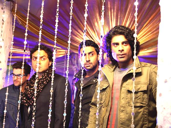 Neil Nitin Mukesh,Bobby Deol,Abhishek Bachchan,Sikander Kher