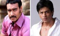 Ajay Devgn,Shahrukh Khan