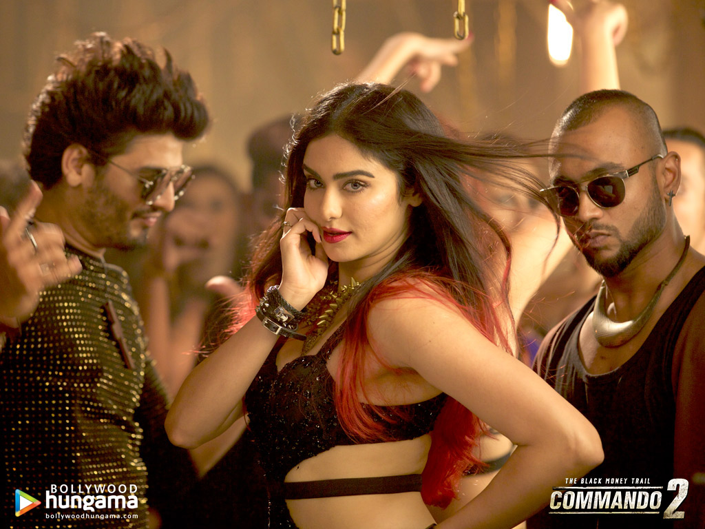 Commando 2 Wallpaper: Commando-2-1-4 - Bollywood