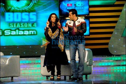 Ekta Kapoor, Salman Khan