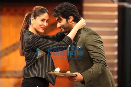 Kareena Kapoor Khan ties mangalsutra to Arjun Kapoor on Khatron Ke Khiladi 7's