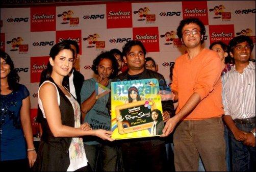 Katrina Kaif, A R Rahman