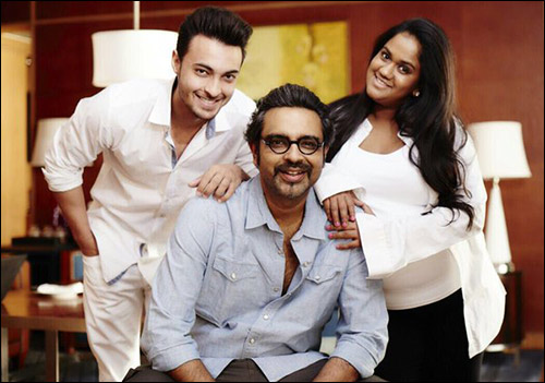Check out: Arpita Khan's maternity photoshoot with hubby Aayush Sharma