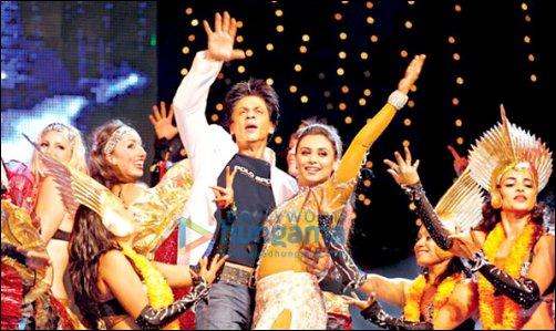 Shah Rukh Khan, Rani Mukherji