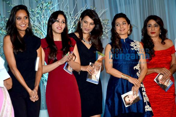 Lisa Haydon, Pooja Chopra, Diana Hayden, Juhi Chawla