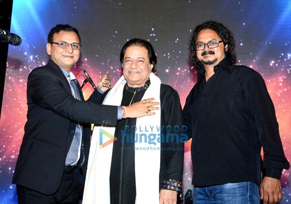 Partha Banerjee, Anup Jalota, Aseem Mishra