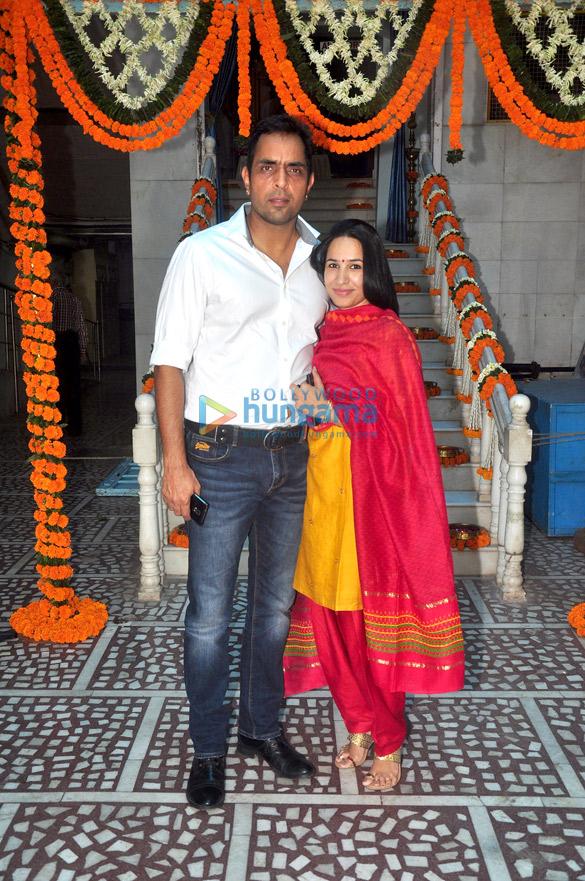 Vishwajeet Pradhan, Sonalika Pradhan