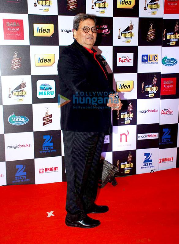 Celebs grace '7th Mirchi Music Awards'