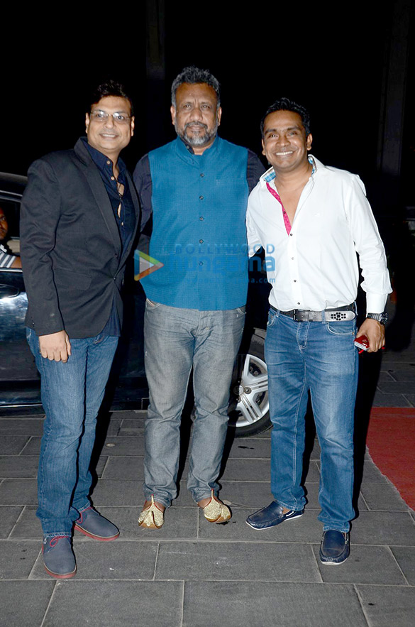Irshad Kamil, Anubhav Sinha, Mushtaq Sheikh