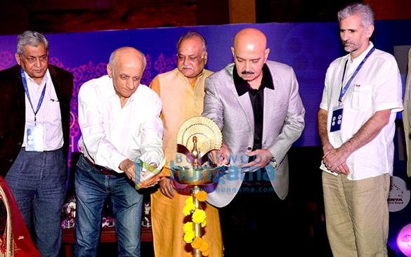 J P Chowksey, Mukesh Bhatt, T P Aggarwal, Rakesh Roshan, Richard Bale