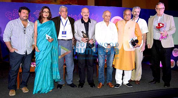 Tigmanshu Dhulia, Saroja Sirisena, J P Chowksey, Rakesh Roshan, Mukesh Bhatt, T P Aggarwal, Richard Bale, Mark Pierce